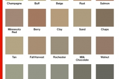 Integral Colors for Ready Mix Concrete